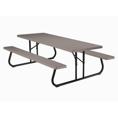 Commercial Grade Folding Picnic Table