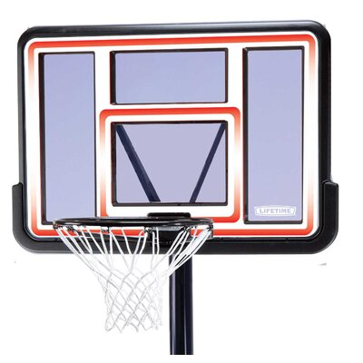"Lifetime 44"" Pro Court Portable"