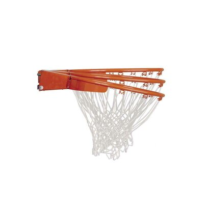 "Lifetime 54"" Steel Framed Shatter Proof Portable Basketball System"