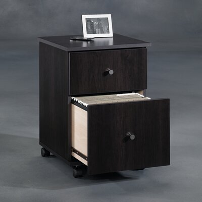 Sauder 2-Drawer Mobile File Cart