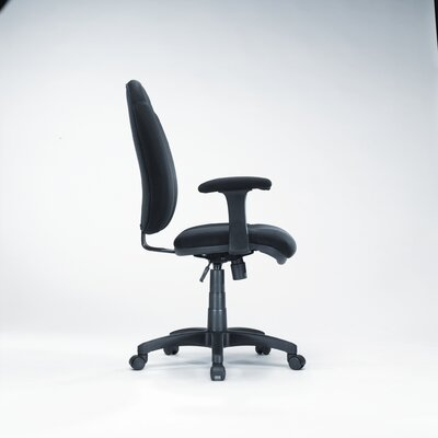 Sauder Task Chair with Fabric Arm