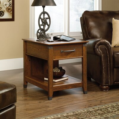 Sauder Carson Forge End Table
