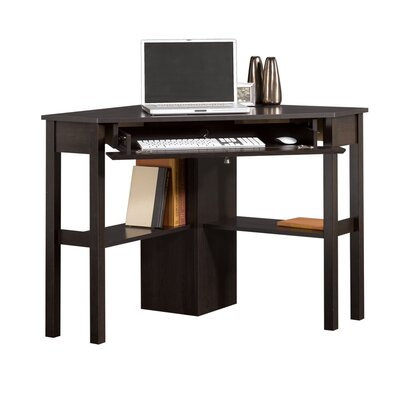 sauder office corner computer desk reviews wayfair
