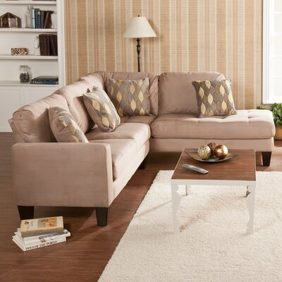 Wildon Home ® Miller Sectional