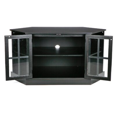 "Wildon Home ® Burke 46"" Corner TV Stand"