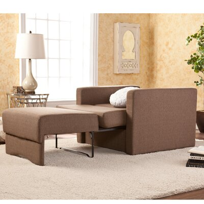 Wildon Home ® Clayton Sleeper Chair with Storage