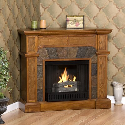 Wildon Home ® Market Gel Fuel Fireplace