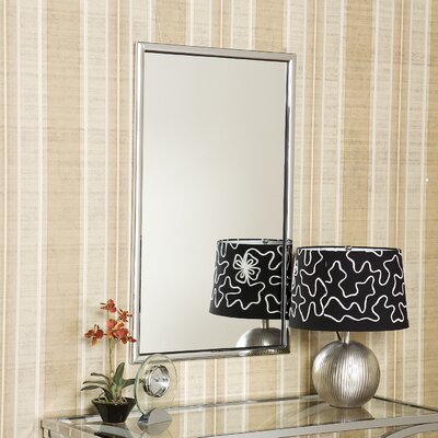 Wildon Home ® Logan Wall Mirror