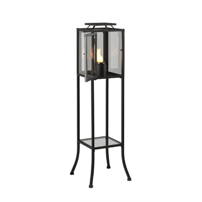 Wildon Home ® Kennewick Gel Fuel Hurricane Lantern