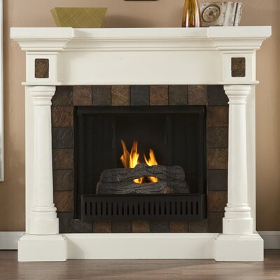 Wildon Home ® Clark Gel Fuel Fireplace