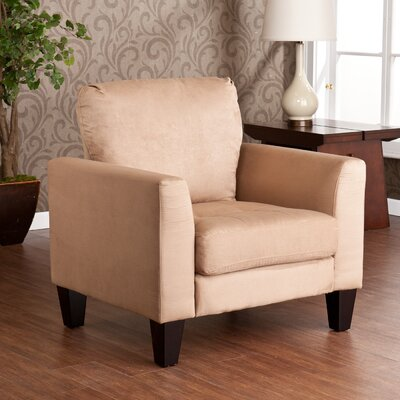 Wildon Home ® Anderson Chair and Ottoman