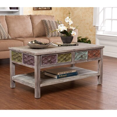 Wildon Home ® Denison Coffee Table Set
