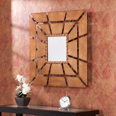 Wildon Home ® Rutland Burst Decorative Wall Mirror