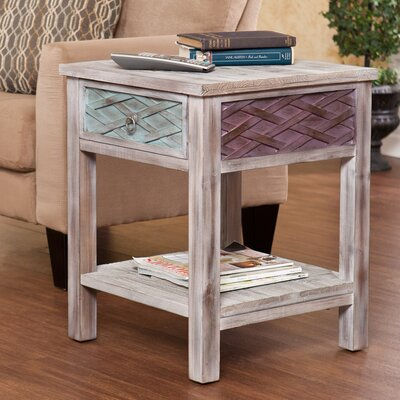 Wildon Home ® Denison End Table