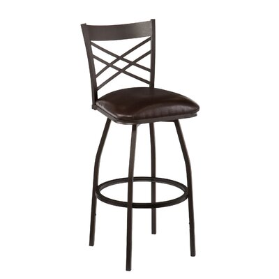 Wildon Home ® Salem Adjustable Counter / Bar Stool