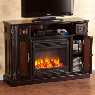 Antique Fireplace Tv Stand | Wayfair