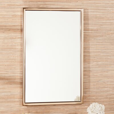Wildon Home ® Hexton Mirror