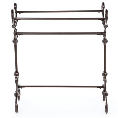 Wildon Home ® Vanderbilt Quilt Rack