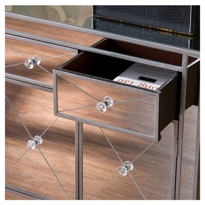 Wildon Home ® Hamilton 2 Drawer Cabinet