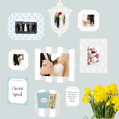 BUTCH & harold Sticker Frame (Set of 6)