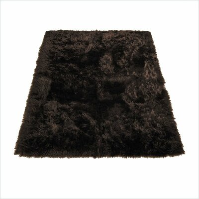 Walk On Me Animal Brown Rug