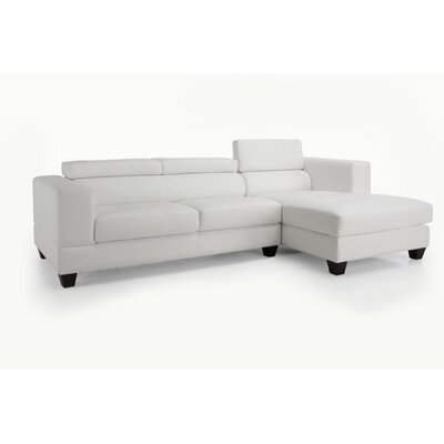 Wildon Home ® Bellagio Reclining Sectional