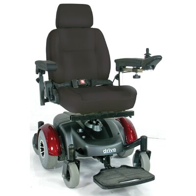 Image EC Mid Wheel Drive Power Chair
