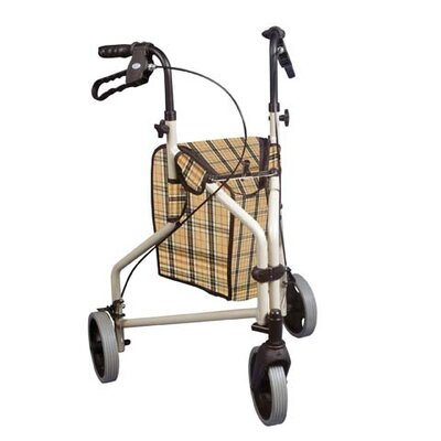 Drive Medical Winnie Lite Supreme Three Wheel Aluminum Rollator