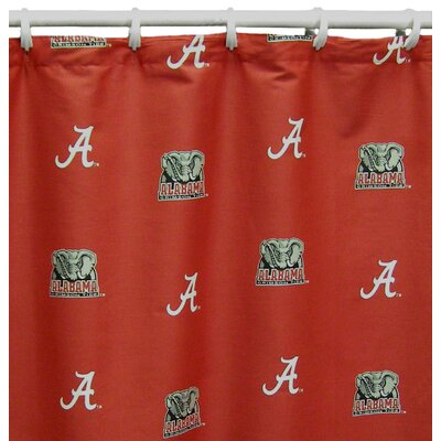College Covers NCAA Printed Shower Curtain