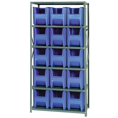 Quantum Storage Giant Stack Container Shelf Storage Systems with Bins