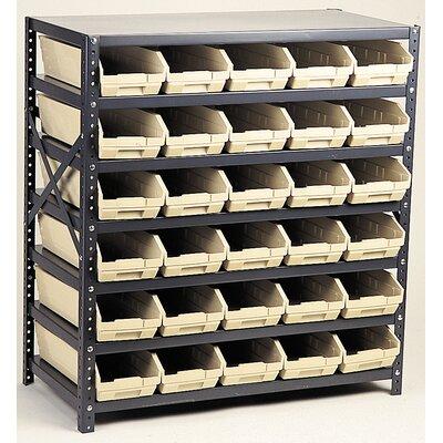 "Quantum Storage 39"" Economy Shelf Storage Units"