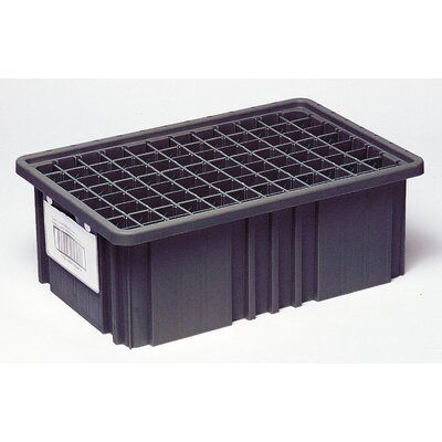 "Quantum Storage Conductive Dividable Grid Storage Container Labels (5"" x 8"")"