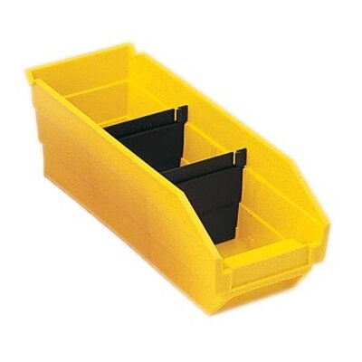 "Quantum Storage 11 1/8"" Economy Shelf Bin Dividers (Set of 50)"