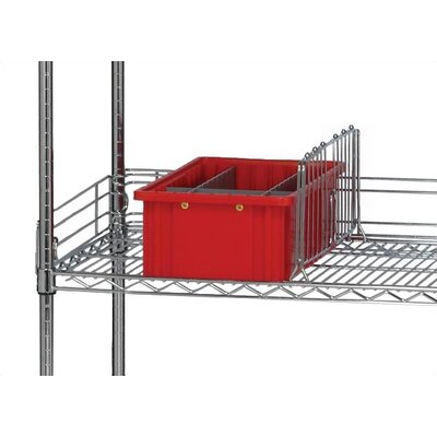 Quantum Storage Q-Stor Wire Shelving Side Ledges