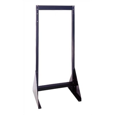 Quantum Storage Double Sided Floor Stand with Optional Mobile Kit