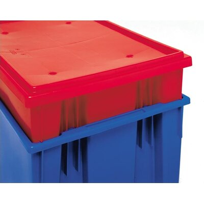 Quantum Storage Stack and Nest Storage Tote Lids for snt180/5