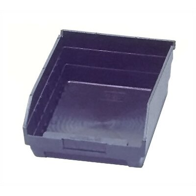 Quantum Storage Recycled Shelf Bin (4&quot; H x 8 3/8&quot; W x 11 5/8&quot; D)