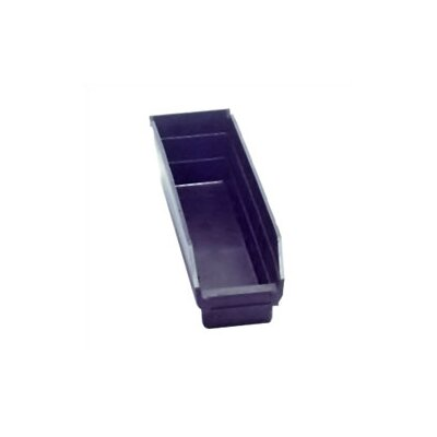 "Quantum Storage Recycled Shelf Bin (4"" H x 4 1/8"" W x 17 7/8"" D)"
