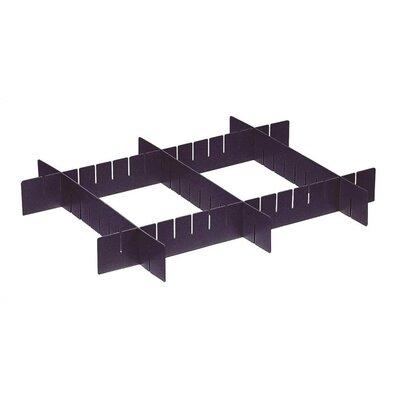 Quantum Storage Conductive Dividable Grid Storage Container Short Dividers for DG93120CO