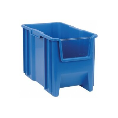Quantum Storage Small Heavy Duty Giant Stack Bin Window