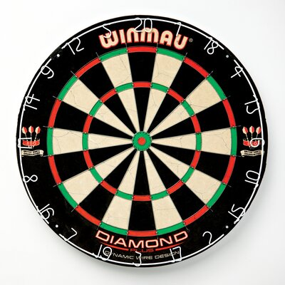 Winmau Darts Diamond™ Bristle Dart Board