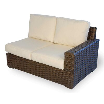 Lloyd Flanders Contempo Left Arm Love Seat