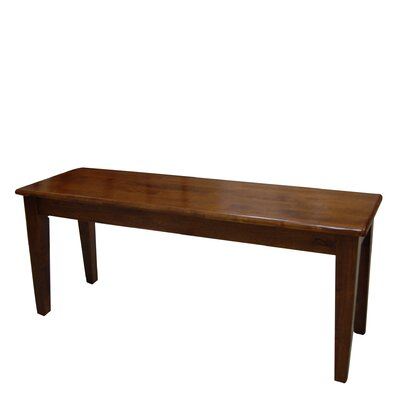 Boraam Industries Inc Shaker Wooden Bench