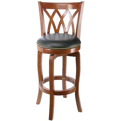 Boraam Industries Inc Cathedral 2 Piece Pub Set in Cherry