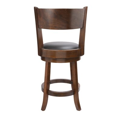 "<strong>Boraam Industries Inc</strong> Palmetto 24"" Swivel Stool"