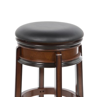 "Boraam Industries Inc Magellan 29"" Swivel Stool in Brandy"