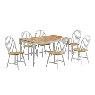 Boraam Industries Inc Farmhouse Dining Table