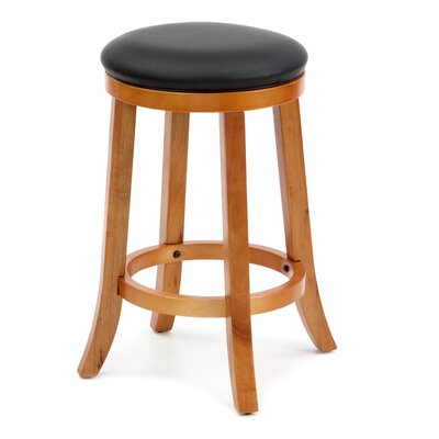 "Boraam Industries Inc Juno 24"" Backless Counter Stool"