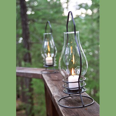 Pangaea Home and Garden Iron Table Lantern