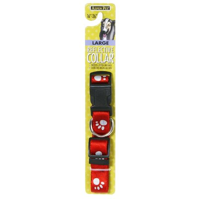 Petmate Aspen Pets Reflective Dog Collar